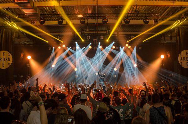 Muziekfestivals